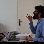 نشست شاهنامه خوانی دکتر علی امینی