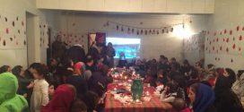 جشن شب چله موسسه باران مهر برگزار شد / به همراه گزارش تصویری