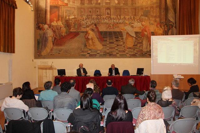 همایش ادبیات فارسی در ایتالیا