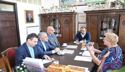 تدریس زبان فارسی در دانشگاه بلگراد