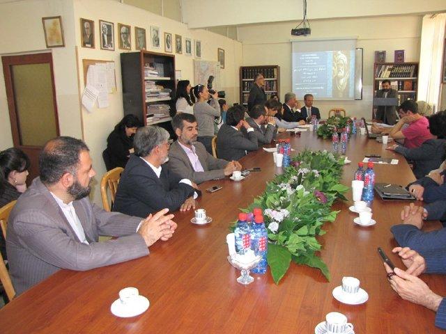 بزرگداشت فردوسی در ارمنستان
