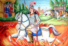 بررسی آتش در داستان سیاوش، ایران و هند