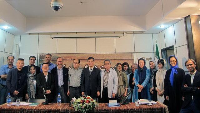 نشست پل ادبی ایران و چین