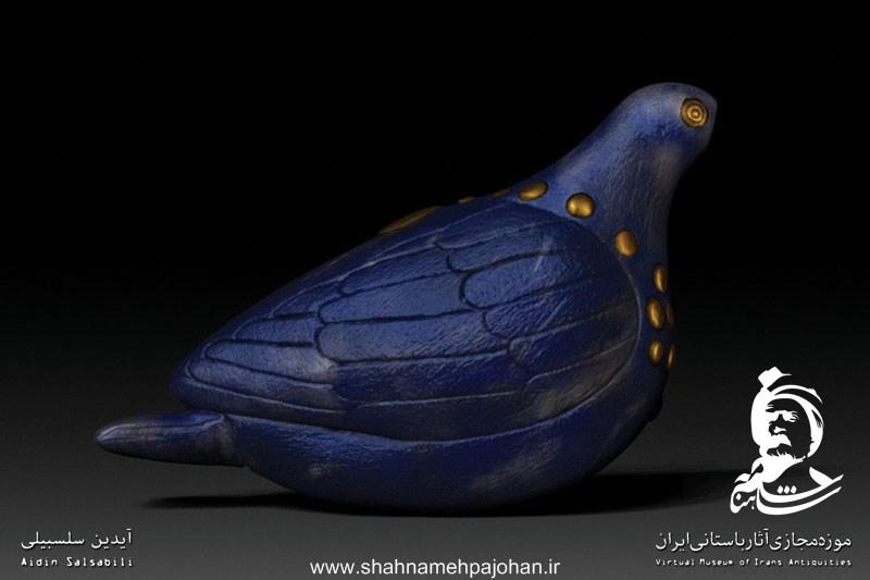 نمایشگاه مجازی آثار آیدین سلسبیلی بخش دوم