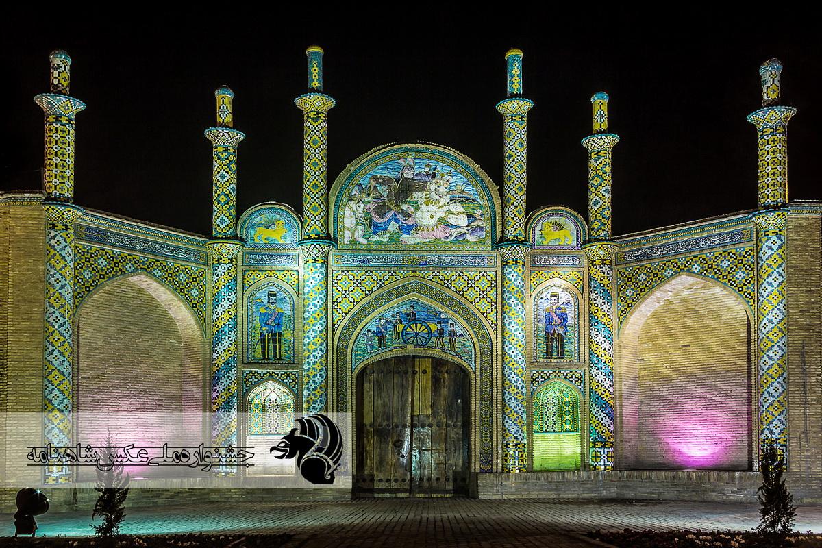 خان هفتم . میدان ارگ سمنان عکاس : حامد نیستانی از خراسان شمالی . بجنورد
