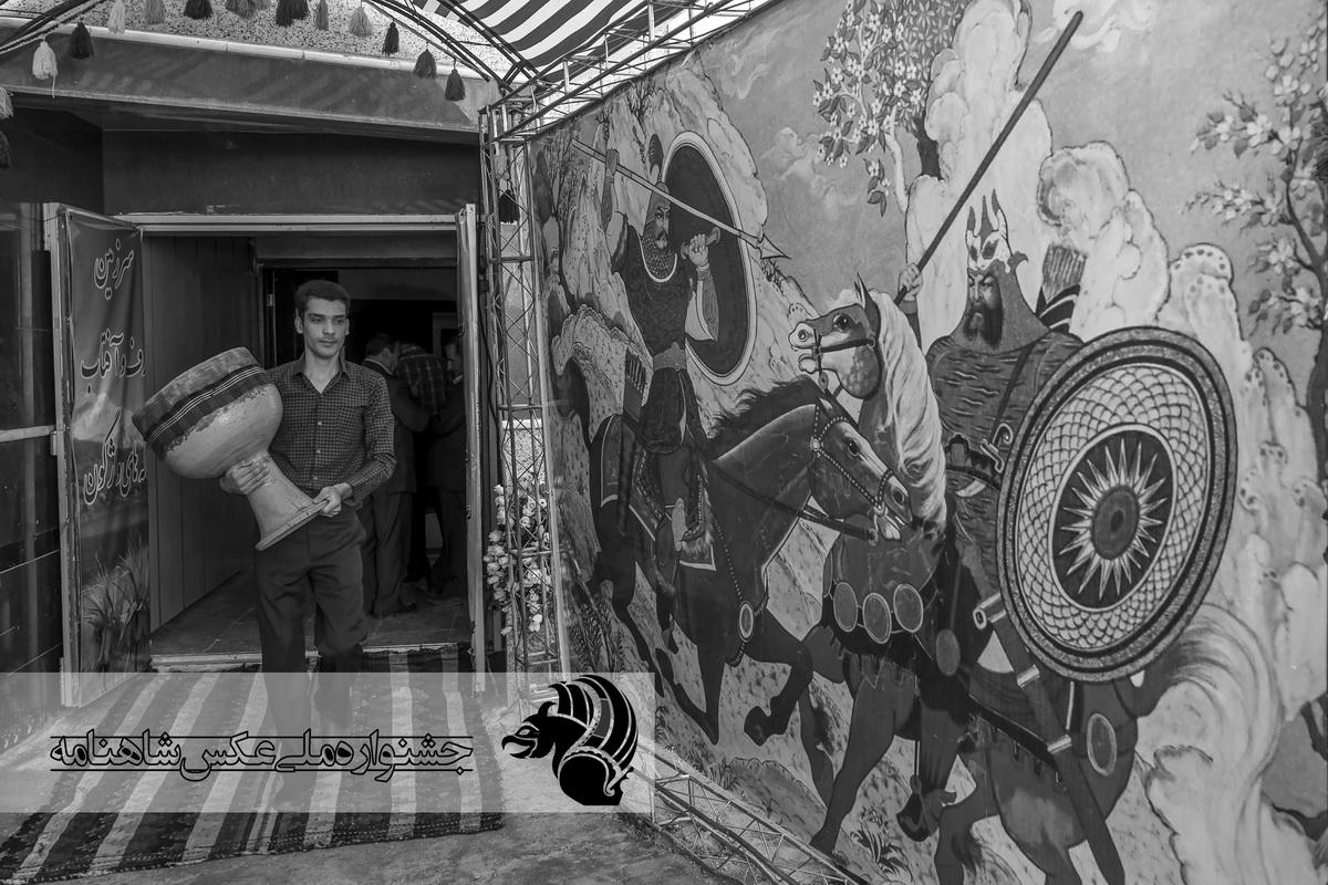 حماسی . شهر سی سخت یاسوج عکاس : داود ایزد پناه از یاسوج