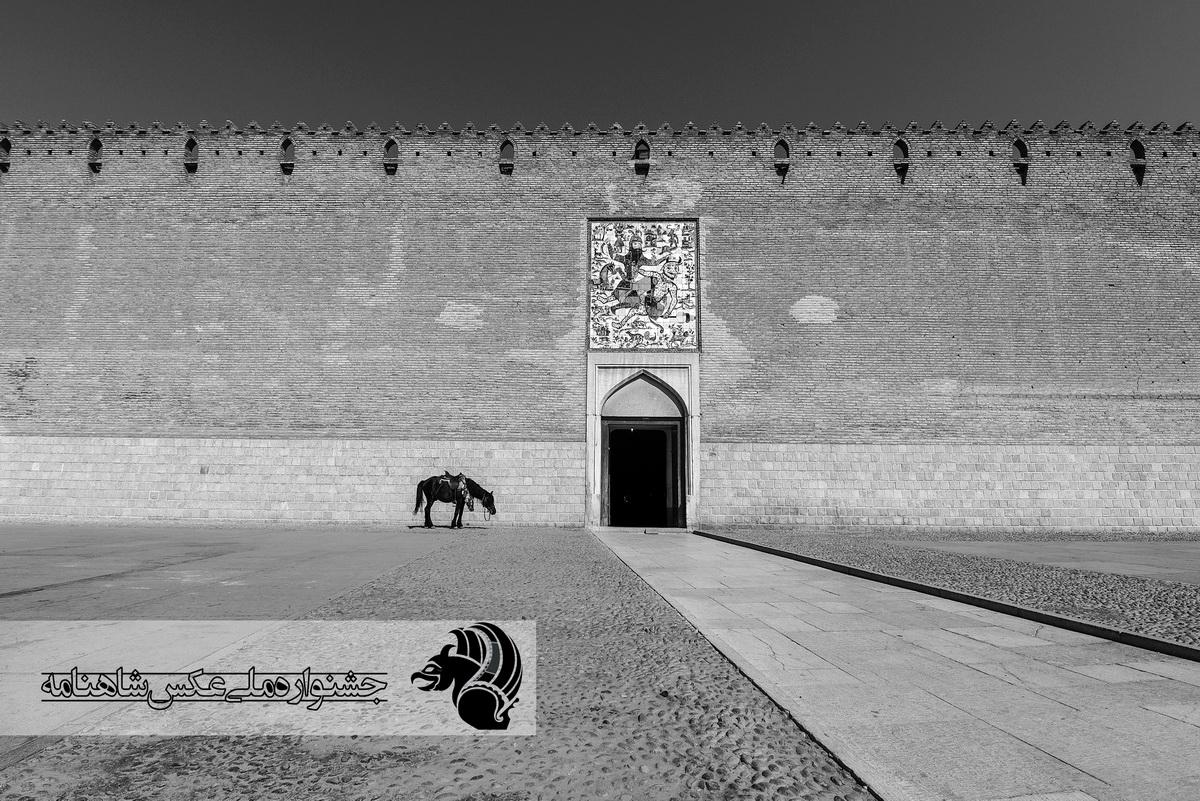 عکس نخست جشنواره / ارگ کریمخان شیراز عکاس : عرفان سامان فر از شیراز