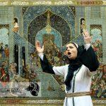 نام عکس : فریاد اثر همایون مهرزاد