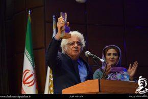 جایزه سرو ایرانی به لوریس چکناواریان و سجاد آیدنلو پیشکش شد/ گزارش تصویری