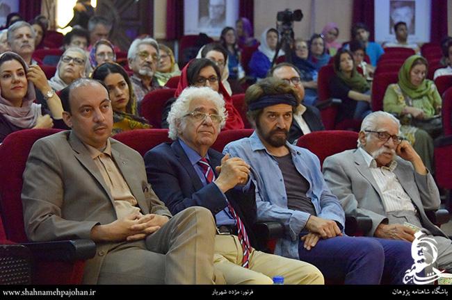 عبدالمجید ارفعی، یارتا یاران، لوریس چکناواریان و سجاد آیدنلو