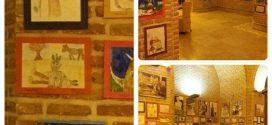 نمایشگاه نقاشی های شاهنامه ای کودکان ایران در موزه شاهنامه و اسطوره قزوین گشایش یافت