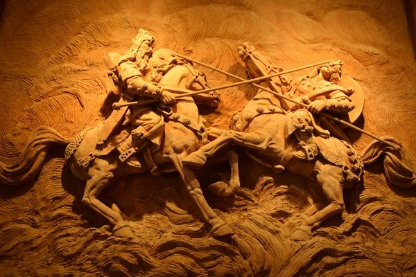 موزه شاهنامه و اسطوره قزوین