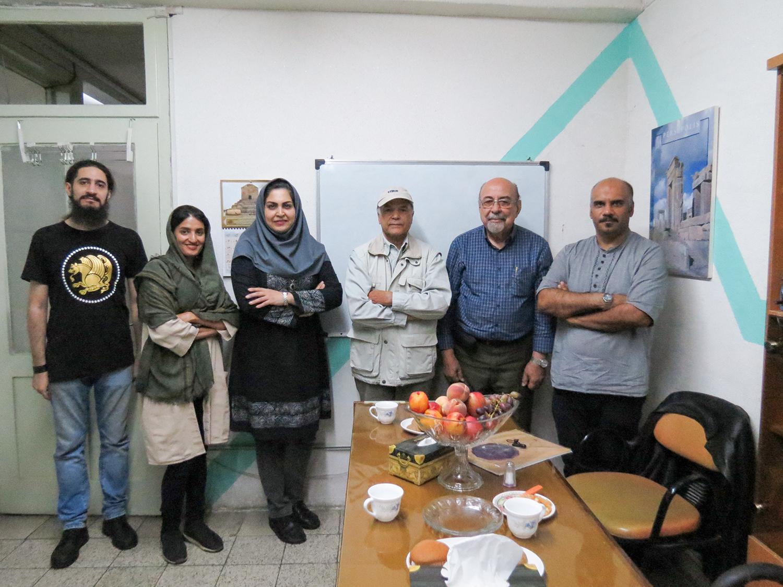 نشست داوری دومین جشنواره ملی عکس شاهنامه