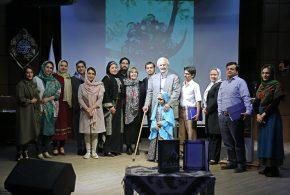 آیین پایانی نخستین جشنواره شعر شاهنامه برگزار شد / گزارش تصویری