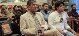 مراسم رونمایی از رمان گرافیکی «جمشید غروب۲» برگزار شد/ ابوالفضل خطیبی: دست هنرمندان را برای برداشت آزاد از شاهنامه باز بگذاریم