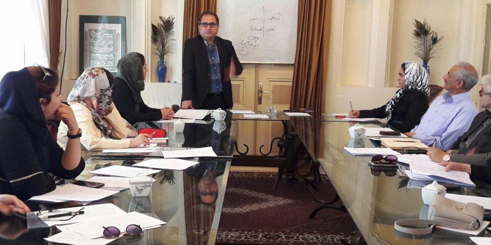 جشنواره عکس شاهنامه (تصویرگری حماسه ملی) / جواد رنجبر درخشی لر