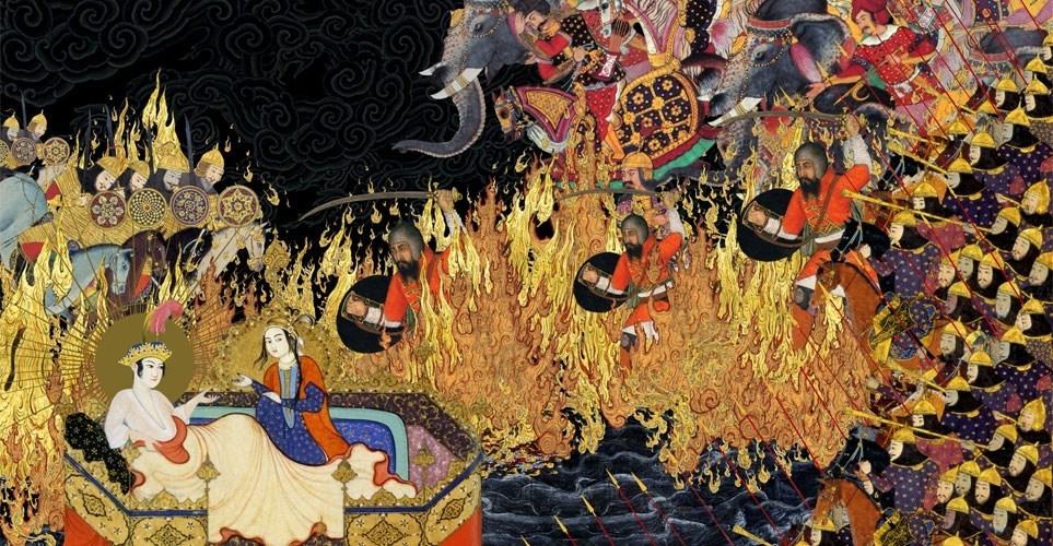 همه تا درِ آز رفته فراز: فردوسی و راز مرگ / عبدالرضا ناصر مقدسی