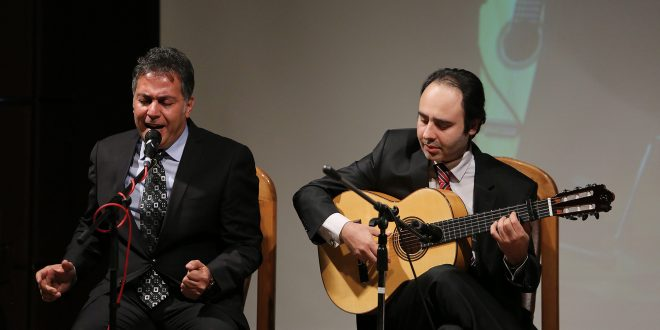 آیین سپاس سیمون آیوازیان / گزارش تصویری (بخش دوم)