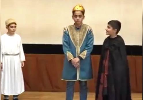 مسابقه شاهنامه خوانی در ارمنستان برگزار شد