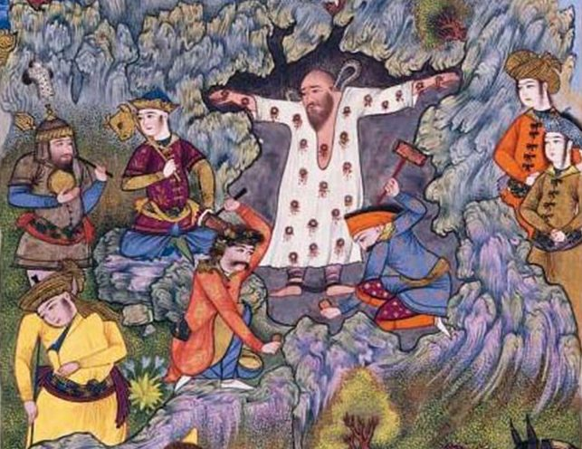 بررسی نورومیتولوژیک شاهنامه: سلطنت طولانی و ریشه های باستان شناسی ضحاک / عبدالرضا ناصر مقدسی