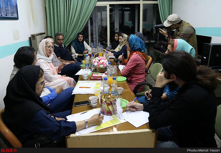 نشست خبری جشنواره عکس شاهنامه
