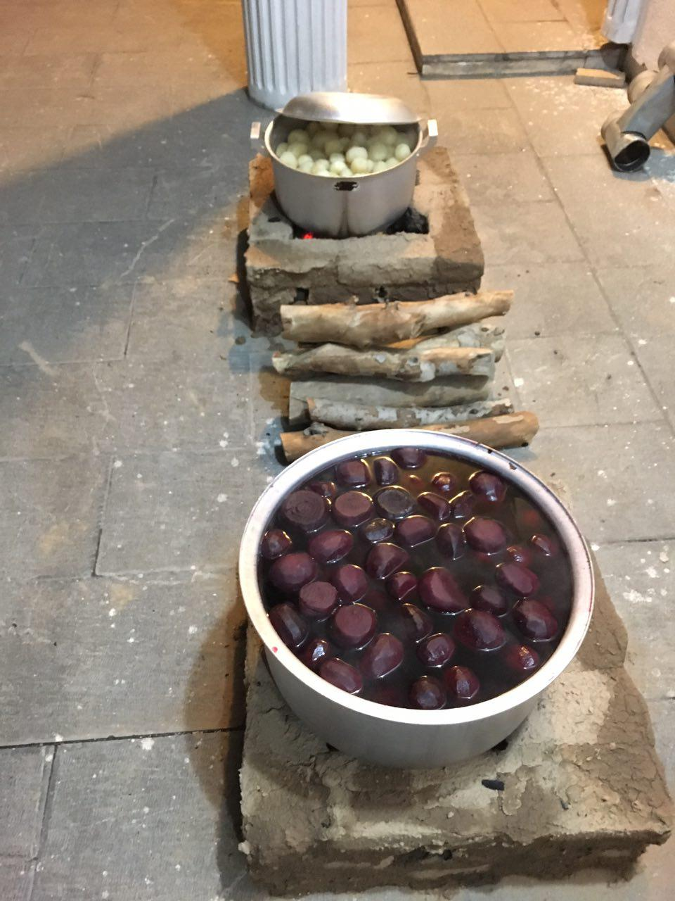 جشن شب چله موسسه باران مهر