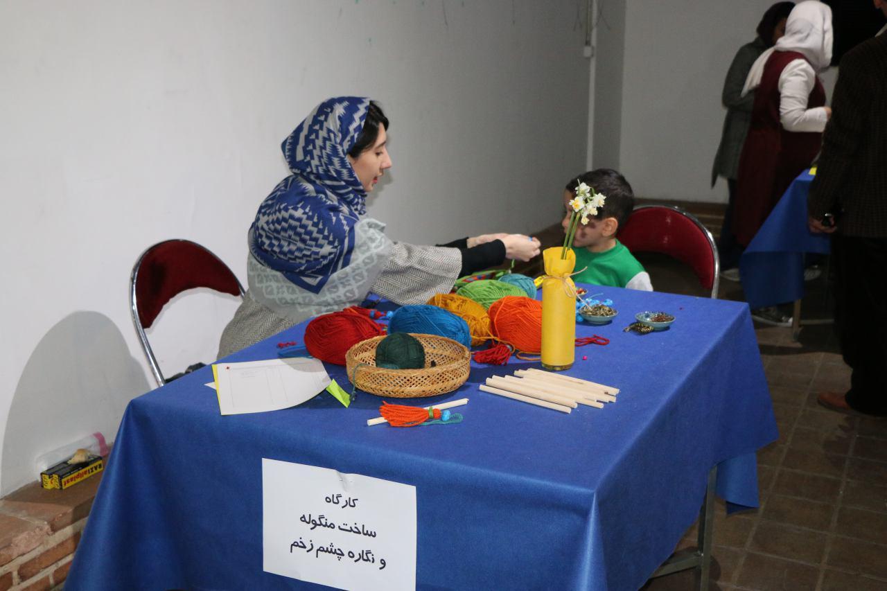 گزارش جشن دیگان موسسه آوای مهر