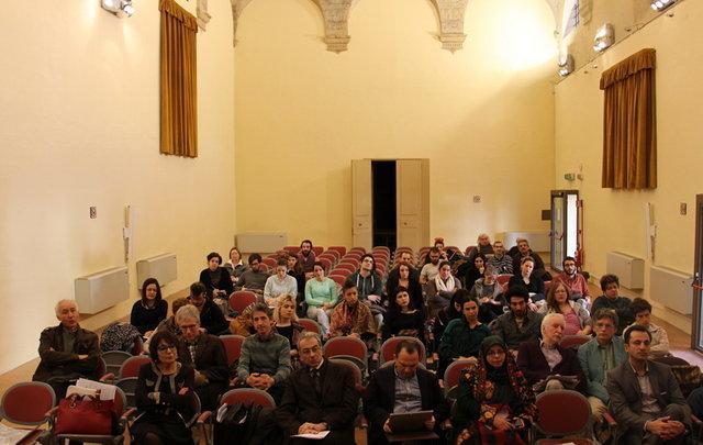 همایش ادب فارسی در ایتالیا