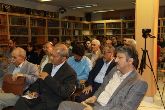 سخنرانی محمود امید سالار
