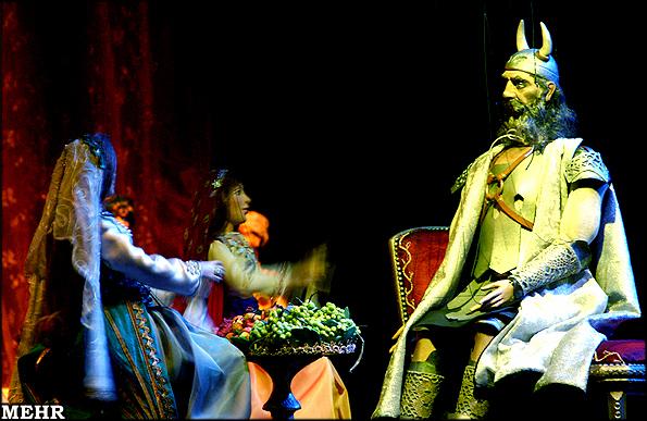 اپرای عروسکی رستم و سهراب