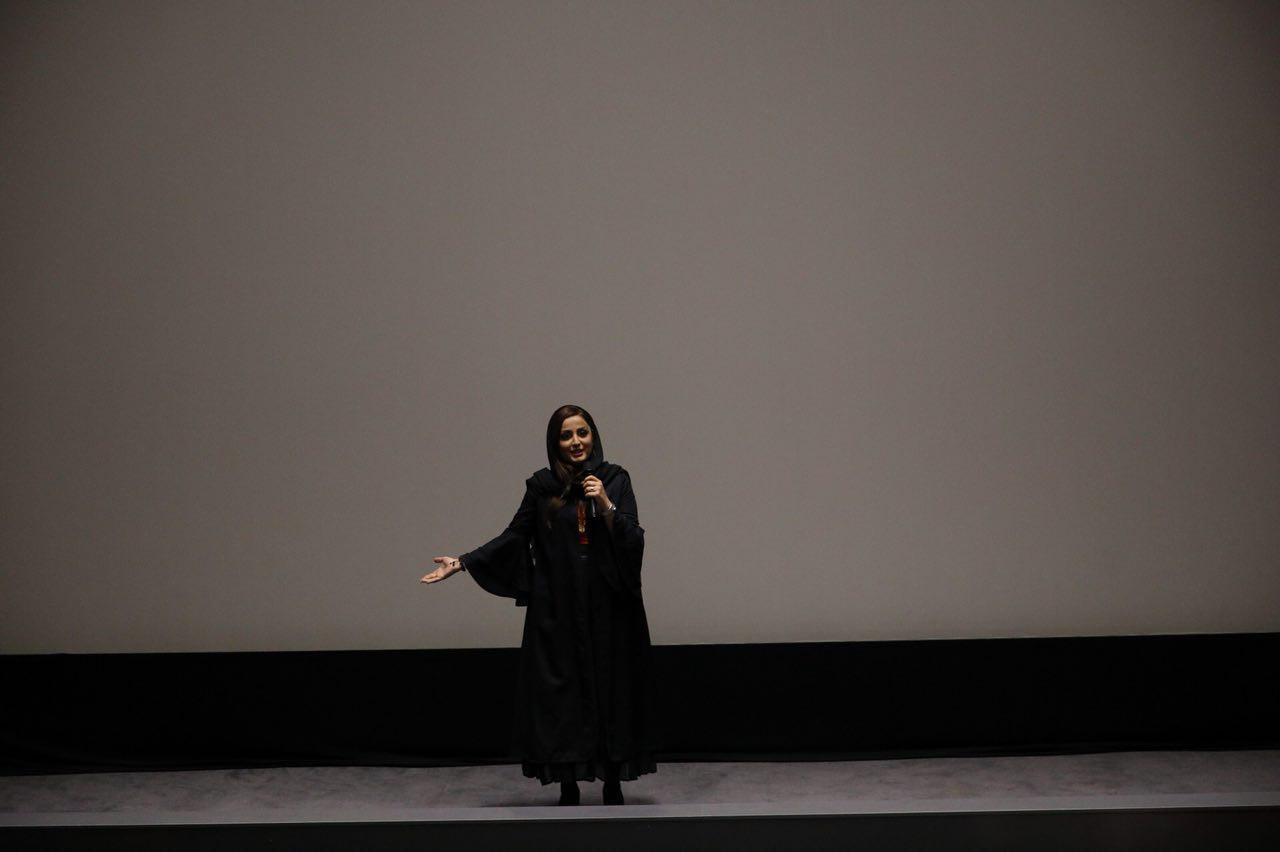 هیلا صدیقی در اکران شیواتیر