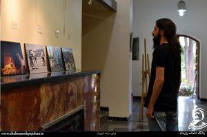 نمایشگاه دومین جشنواره ملی عکس شاهنامه در تهران برگزار شد