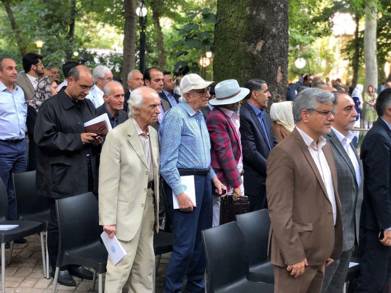 مراسم اهدای بیستوششمین جایزهٔ ادبی-تاریخی دکتر محمود افشار برگزار شد