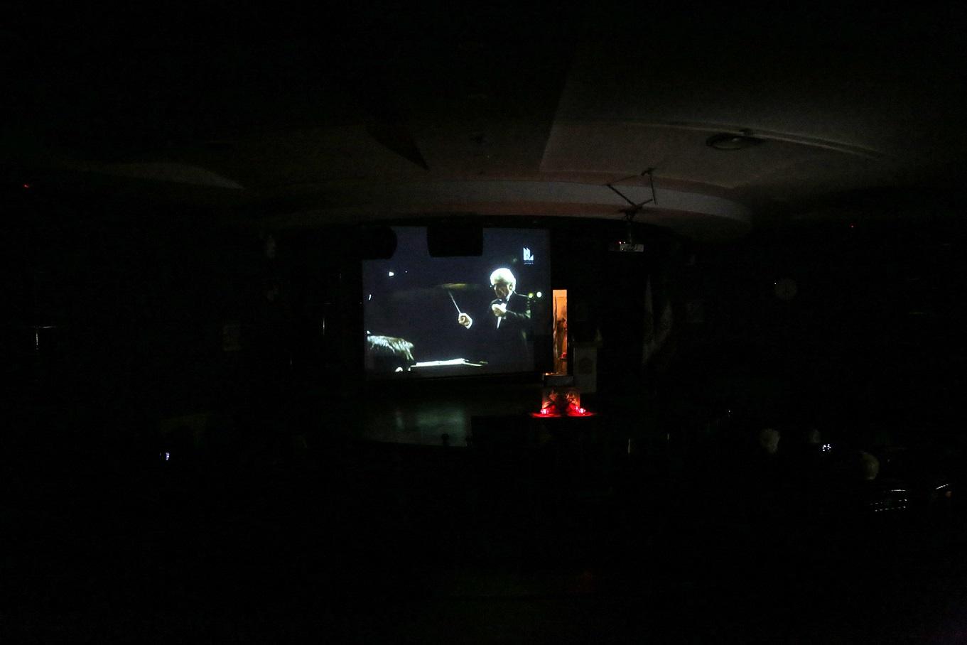 پخش مستند کنون رزم سهراب و رستم شنو در آیین سپاس اپرای رستم و سهراب لوریس چکناوریان