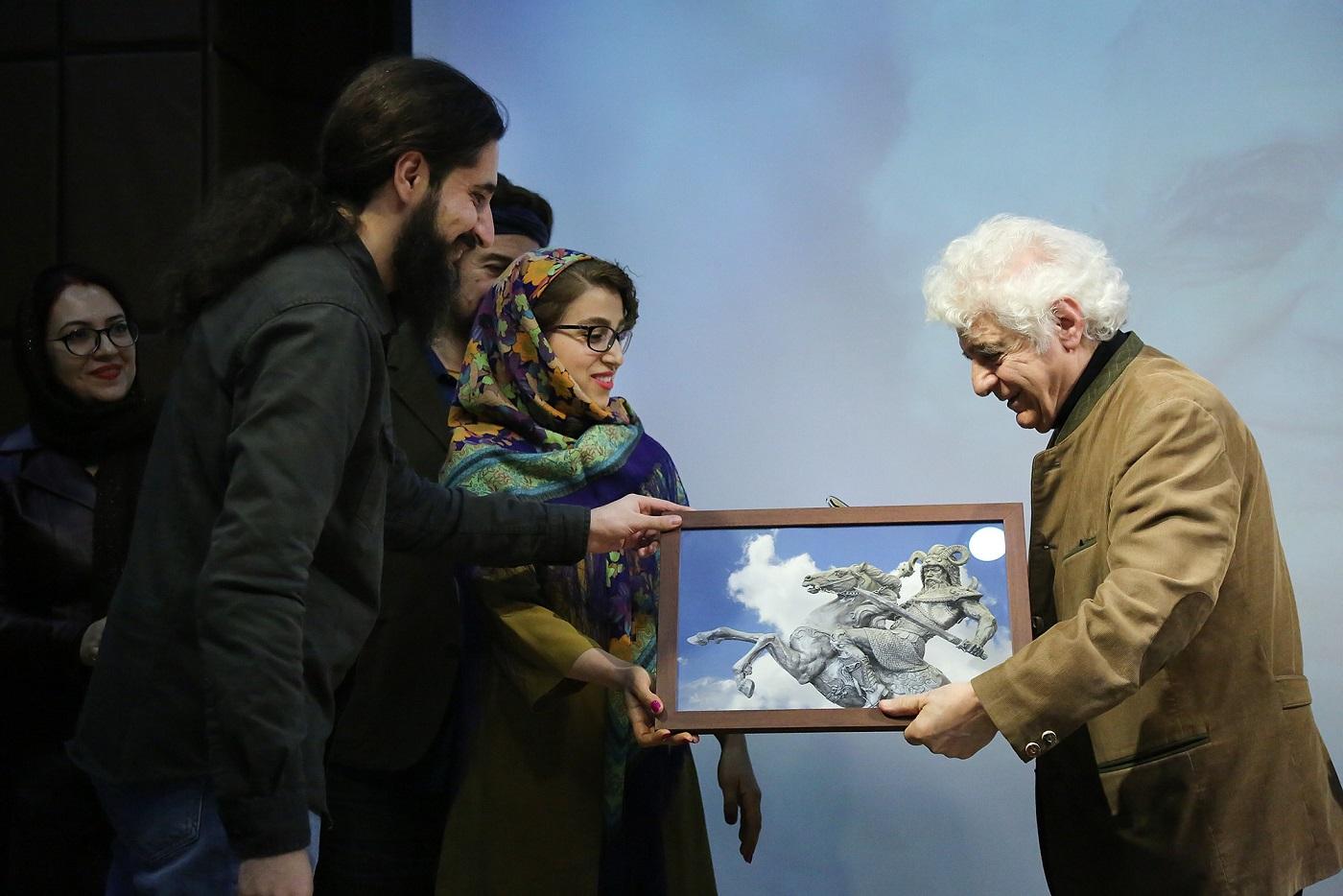 آیین سپاس اپرای رستم و سهراب لوریس چکناوریان