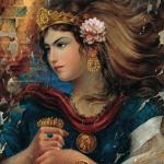 معرفی زنان شاهنامه / تهمینه