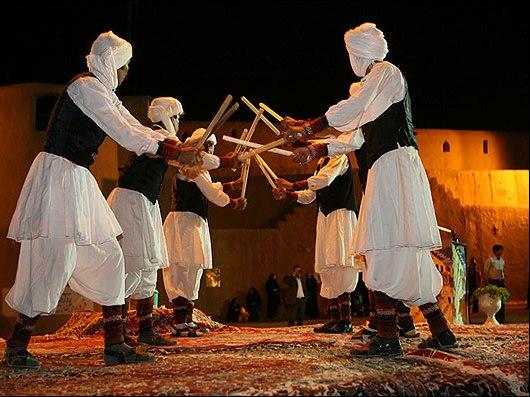 جشن تیرگان در شهرستانهای تربت حیدریه و خواف برگزار شد